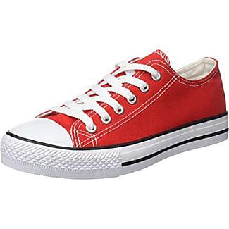 Beppi Casual Shoe, Zapatillas de Deporte para Mujer, Rojo (Red), 39 EU Beppi