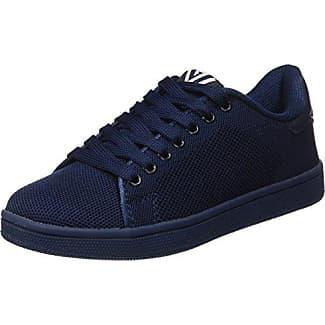 Beppi Canvas Shoe, Zapatillas de Deporte para Mujer, Azul (Navy Blue), 41 EU Beppi