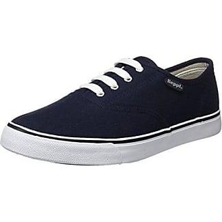 Beppi Canvas, Zapatillas de Deporte para Hombre, Azul (Navy Blue), 42 EU