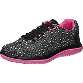 Beppi Sport Shoe Zapatillas de deporte exterior, Mujer, Negro (Preto), 38 EU (5 UK)