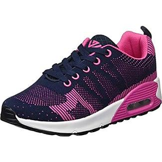Beppi Sport Shoe 2156720, Zapatillas de Deporte Exterior para Mujer, Azul (Marinho), 37 EU