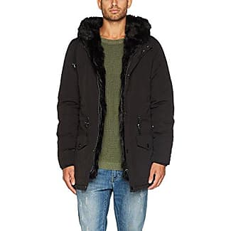 PKW2608HA, Parka para Hombre, Verde (Kaki), Medium Best Mountain