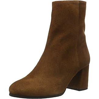 Bianco Zip Boot SON16, Zapatillas de Estar por Casa para Mujer, Gris, 36 EU