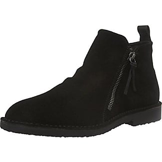 Bianco Wool Sneaker Boot JJA16, Botines para Mujer, Negro-Schwarz (10/Black), 40 UE