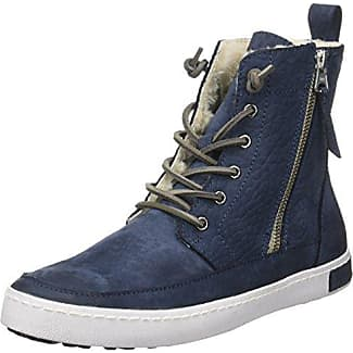BlackstoneLL97 - Zapatillas Mujer, Color Gris, Talla 38 EU
