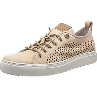 PL90, Sneaker Donna, Bianco (White White), 38 EU Blackstone