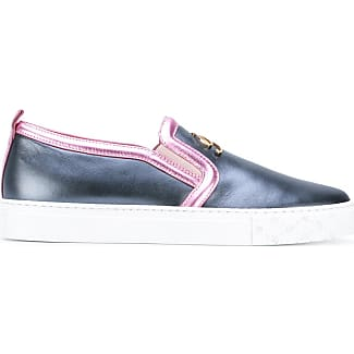 Sneakers for Women On Sale, Avio Blue, Suede leather, 2017, US 9 (EU 39) Golden Goose