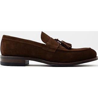loafer herren wildleder
