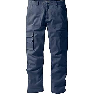 Cargo hosen blau herren