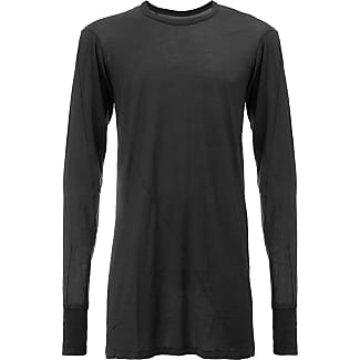 elbow sleeve T-shirt - Black Boris Bidian Saberi