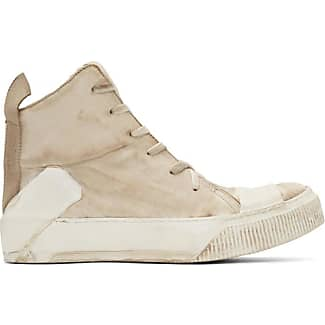Off-White Bamba 1 High-Top Sneakers Boris Bidian Saberi