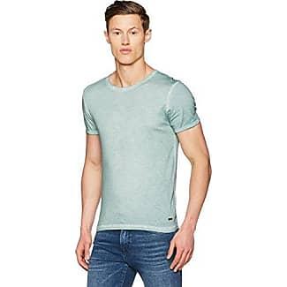 Powerful, Camiseta para Hombre, Azul (Navy 415), Medium HUGO BOSS