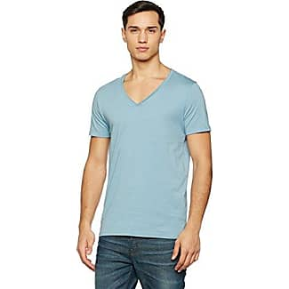 HUGO BOSS Tishirt, Camiseta para Mujer, Azul (Light/Pastel Blue), Large