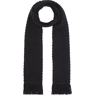Bi-colour fringed silk-blend scarf Bottega Veneta