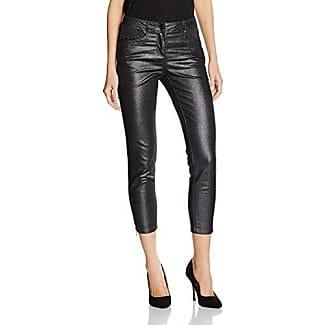 Bréal Petwiggy, Pantalones para Mujer, Negro (Noir), 38 (Talla del Fabricante: 38)