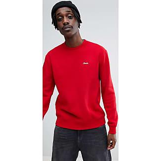 Wheeler - Sweat-shirt avec imprimé dans le dos - NoirBrixton