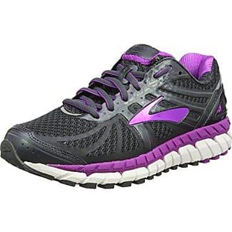 PureCadence 6, Zapatos para Correr para Mujer, Multicolor (Black/Anthracite/Blueiris), 36 EU Brooks