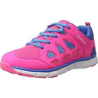 Bruetting Spiridon Fit V, Zapatillas para Mujer, Morado (Lila/Pink), 37 EU