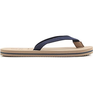 Flip Flops for Men On Sale, navy, Rubber, 2017, 6 6.75 Brunello Cucinelli