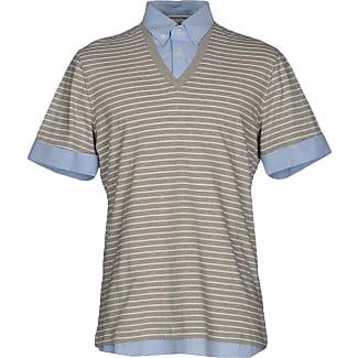 Polo Shirt for Men On Sale, nav, Cotton, 2017, L M XL XXL Brunello Cucinelli