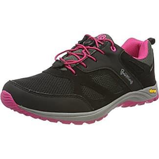Bruetting Ambrosia, Zapatillas Para Mujer, Negro (Schwarz/Pink), 35 EU