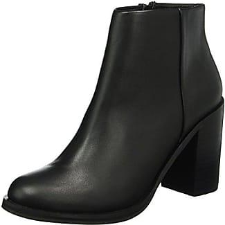 ES 30761 Verniz, Zapatillas de Estar por Casa para Mujer, Negro (Preto 01), 36 EU Buffalo