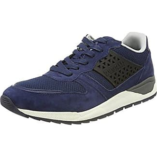 341305606900, Baskets Homme, Bleu (Dark Blue 4100), 44 EUBugatti