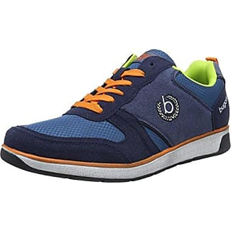 322310021400, Sneakers Basses Homme, Bleu (Dark Blue), 40 EUBugatti