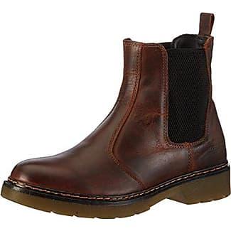 875M76143A, Chelsea Boots Femme, Noir (Black 2495), 42 EUBullboxer