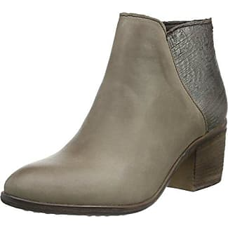 Bullboxer 849516E6L, Zapatillas de Estar por Casa para Mujer, Gris, 37 EU