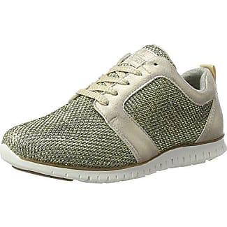 BULLBOXER796M25245E - Zapatillas Mujer, Color Beige, Talla 41 UE