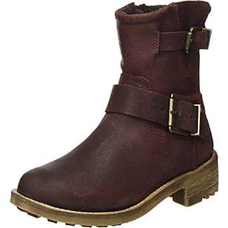 BULLBOXER Mädchen AEQ533F6S Chelsea Boots, Schwarz (Black), 31 EU