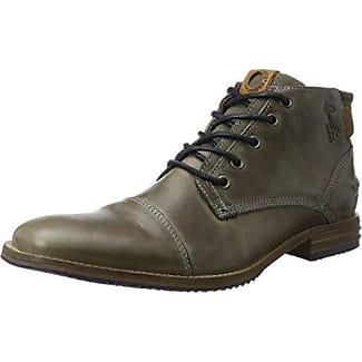 Bullboxer 723K56129A, Zapatillas de Estar por Casa para Hombre, Marrn (P3TO), 45 EU