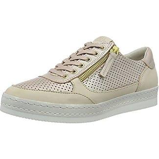BULLBOXER796M25245E - Zapatillas Mujer, Color Beige, Talla 37 EU