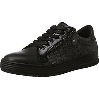 159001F5S, Sneakers Basses Femme - Noir - Schwarz (Blck), 39Bullboxer