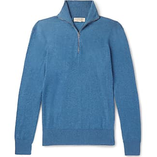 Blue Half-Zip Sweaters: Shop up to −55% | Stylight