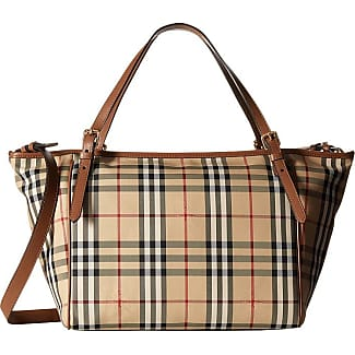 Burberry Kids Tote Diaper Bag Tan Handbags