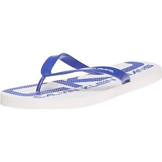TG XSmall Blu Blau blau Calvin Klein Jeans Smith sandali Unisex Adult