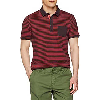 1/2 Jersey GDM, Polo para Hombre, Rot (Red 42), Small Camel Active