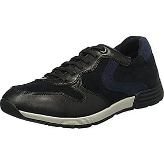 Bowl 11, Herren Sneakers, Schwarz (Black/dk.Grey 01), 41 EU (7.5 Herren UK) Camel Active