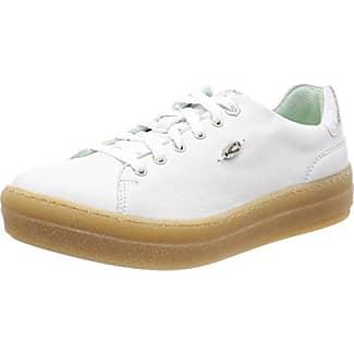 Camel Active Racket 74, Zapatos de Cordones Oxford para Mujer, Rosa (Corall), 35.5 EU Camel Active