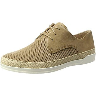 Caprice 23503, Zapatillas para Mujer, Gris (Lt Grey Suede), 39 EU