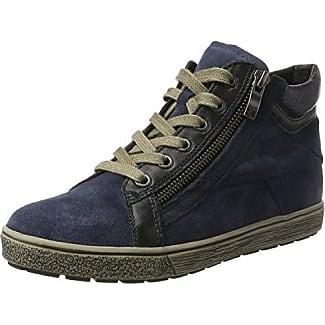 Caprice 23654, Zapatillas para Mujer, Negro (Black Comb), 35.5 EU