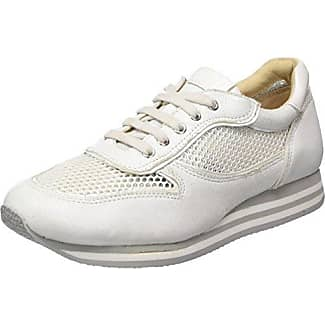 Caprice 23604, Zapatillas para Mujer, Blanco (White Comb 197), 41 EU