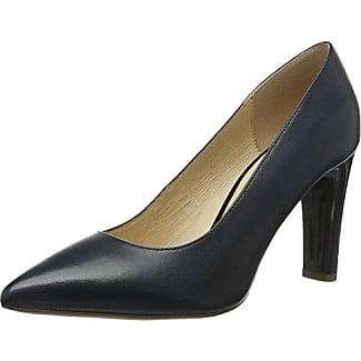 24700, Zapatos de Tacón para Mujer, Negro (Black Nappa), 36 EU Caprice