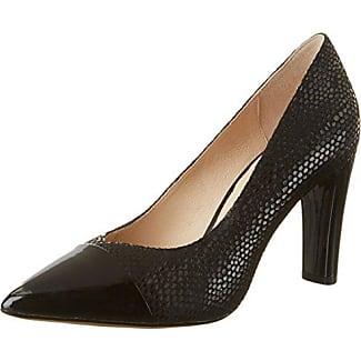 22405, Zapatos de Tacón Mujer, Negro (Black Patent), 40.5 EU (7 UK) Caprice