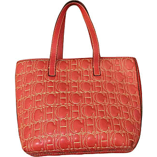 Carolina Herrera Pre-owned - Leather handbag