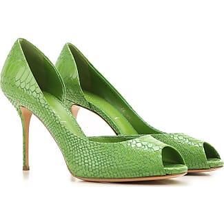 Zapatos de Tacón de Salón Baratos en Rebajas, Negro, Charol, 2017, 35 36 36.5 37 37.5 38 38.5 39 40 Dolce & Gabbana