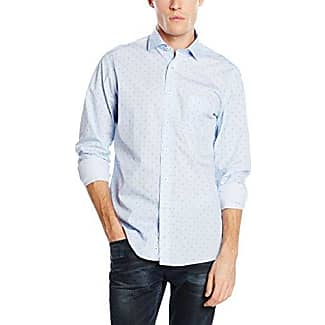 Mens 462446900 Long Sleeve Leisure Shirt Casamoda