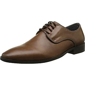 CasanovaLacroix - Zapatos de Cordones Hombre, Marrón (Marrón (Tan)), 44 Casa Nova